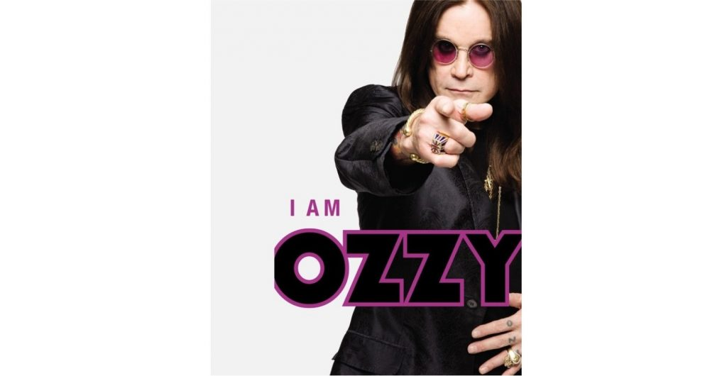 Book Review of Ozzy Osbourne: I Am Ozzy