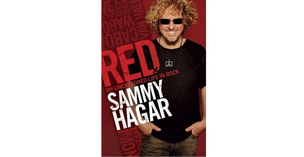 Book Review of Sammy Hagar: Red: My Uncensored Life in Rock